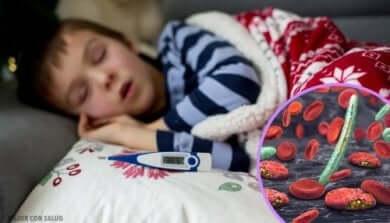 Was ist Rhynopharyngitis bei Kindern?
