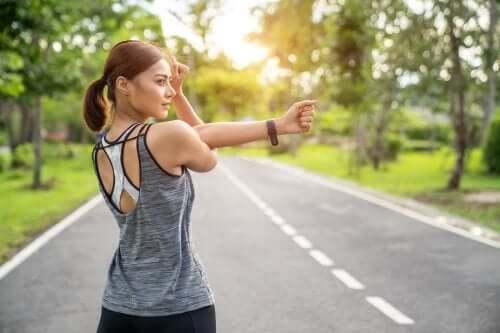 Muskeln dehnen oder stärken?