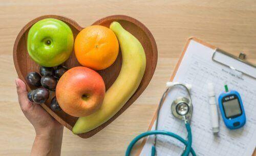 dieta de diabetes feststellen