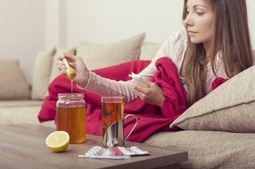 Bienenhonig gegen Grippe: 3 natürliche Heilmittel