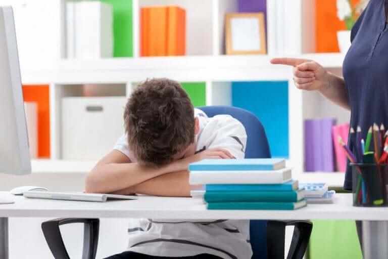 Wissenswertes über Schlafstörungen in der Kindheit