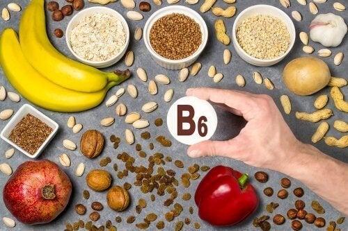 Lebensmittel mit Vitamin B6
