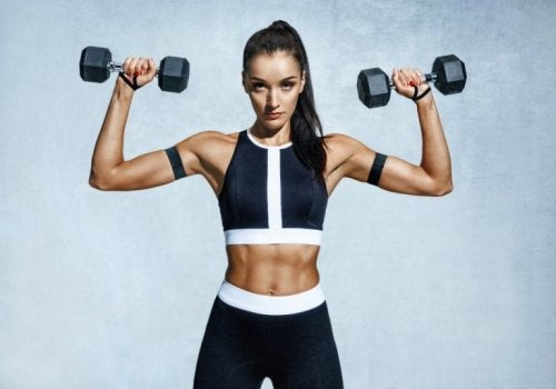 Muskeln dehnen oder stärken
