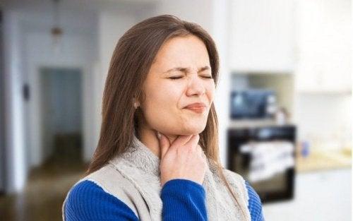 Was passiert bei Schluckstörungen?