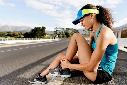 Symptome und Behandlungen einer Muskelzerrung