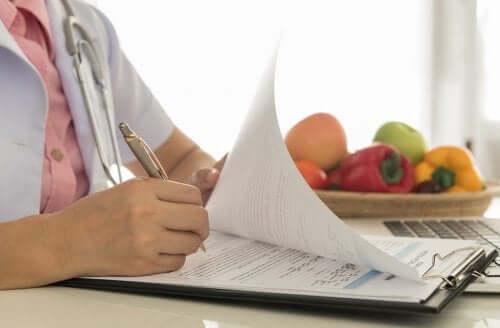 Ernährung bei Niereninsuffizienz