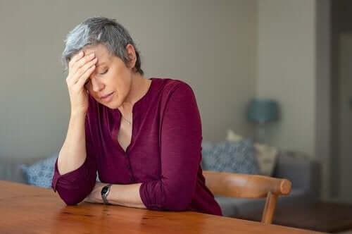 Welche Symptome entstehen in den Wechseljahren?