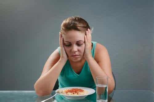 Avitaminose: das Fehlen von Vitaminen