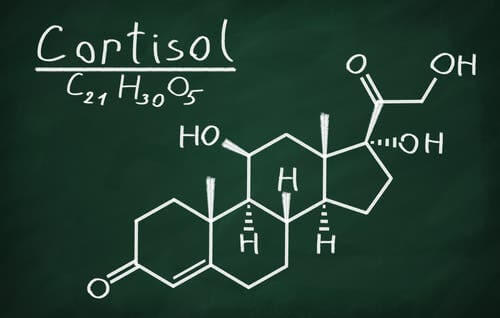 Hautprobleme durch Stress und Cortisol