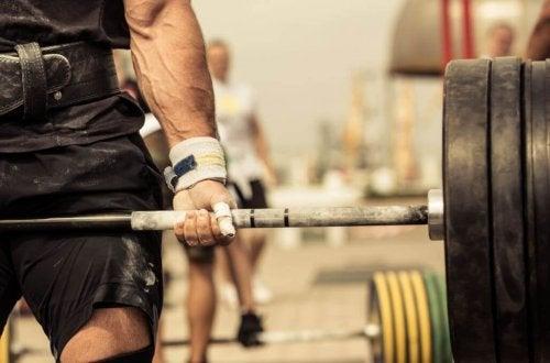CrossFit: Gewichtheber