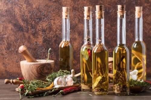 Pflanzliche Öle und ihre Eigenschaften