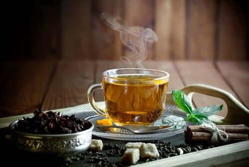 Blutarmut: Tees gegen Anämie