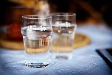 Die Flüssigkeitseinnahme begrenzen