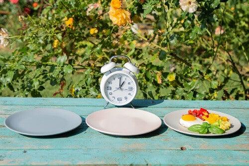 5 Mahlzeiten am Tag