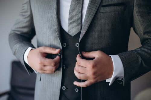 Bräutigam-Anzug