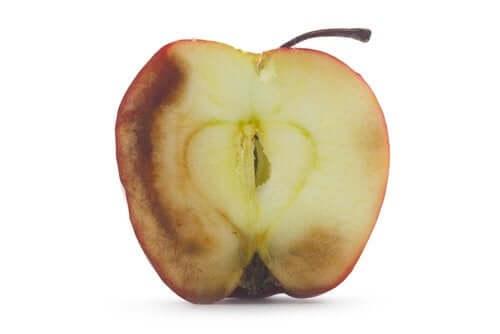 Beeinflusst die Oxidation die Qualität von Obst?
