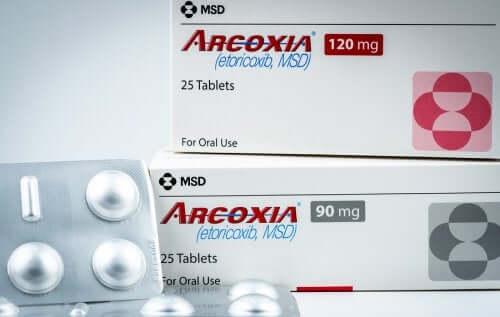 Etoricoxib, ein entzündungshemmendes Medikament