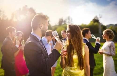 Hochzeit-Empfang-mit-Sekt