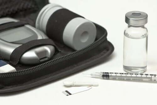 Reisen mit Diabetes