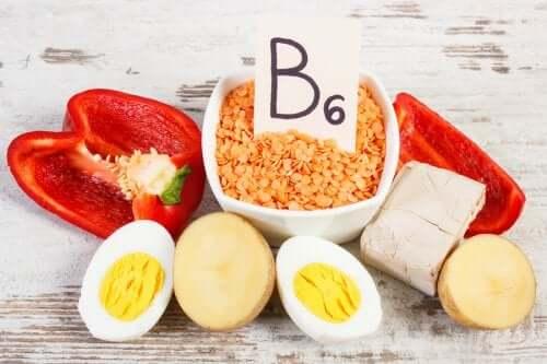Vitamin B6: Gesundheitliche Vorteile