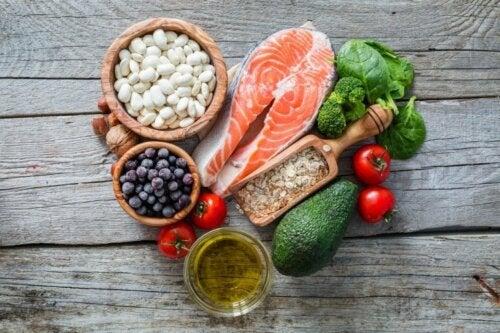 Gesunde Diäten