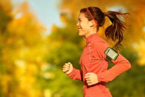 Sportliche Aktivitäten und Menstruationszyklus