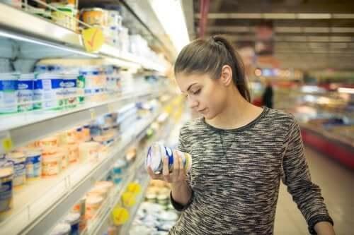Hast du Allergien gegen Zusatzstoffe in Lebensmitteln?