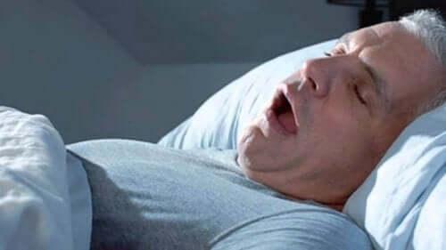 müde durch Schlafapnoe