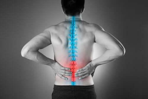 Kreuzschmerzen natürlich lindern: 4 Möglichkeiten
