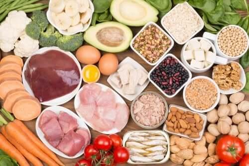 Lebensmittel mit viel Biotin für deine Schönheit