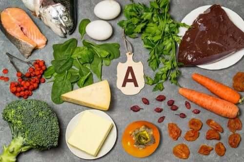 Was ist Vitamin A?