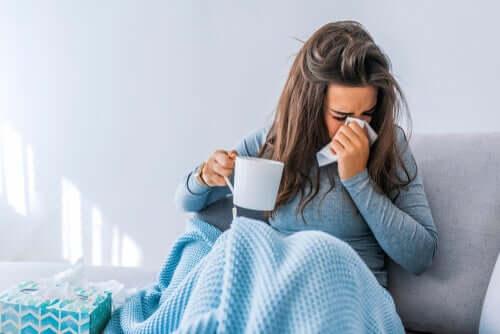 Welche Auswirkungen hat Grippe auf den Körper?