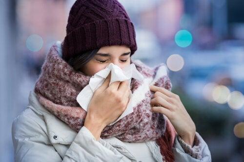 Wie entsteht eine Erkältung?