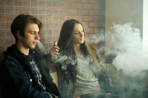 Wie Schädlich Sind E Zigaretten Ohne Nikotin
