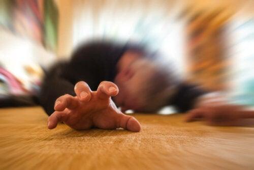 Erfahre mehr über epileptische Anfallsarten: fokale oder partielle Anfälle