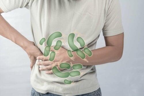 Welche Symptome löst eine verminderte Bildung von Salzsäure aus?