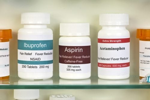 Medikamente in Döschen