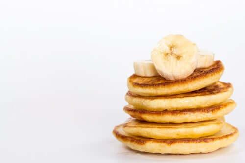 So kannst du leckere Pfannkuchen mit Banane zubereiten