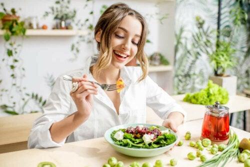Placeboeffekt von Lebensmitteln