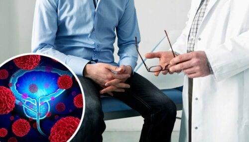 Prostatauntersuchung beim Arzt