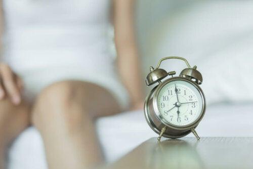 gute Schlafqualität durch regelmäßige Routine