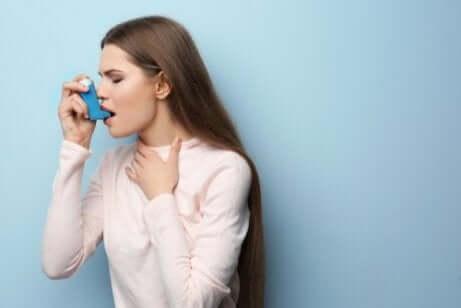Wann kommt das Arzneimittel Terbutalin zum Einsatz? Bei Asthma