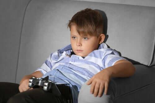Bewegungsmangel in der Kindheit: eine zunehmende Epidemie