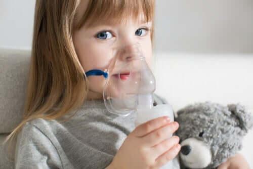Asthma bei Kindern: Diagnose und Ursachen