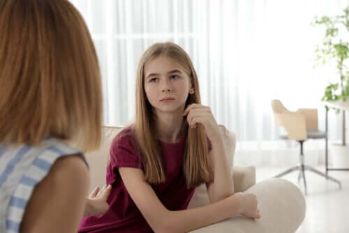 Lügen in der Pubertät: wovor wir Angst haben