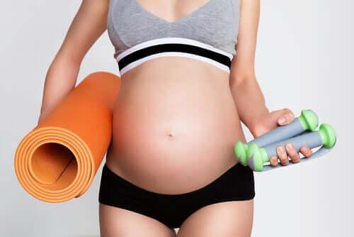 Sport während der Schwangerschaft: Dies solltest du berücksichtigen!