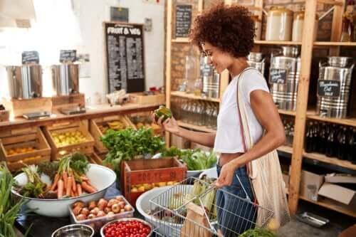 Was verrät uns die Farbe von Obst und Gemüse?