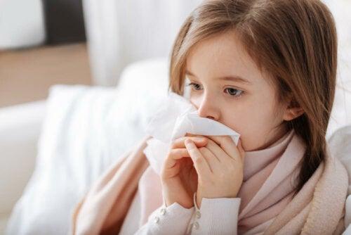 Allergien bei Kindern
