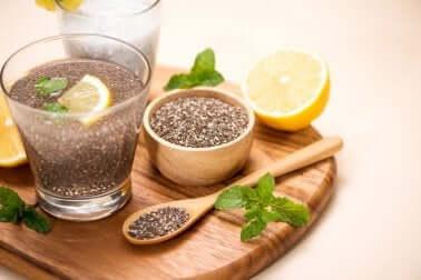 Ballaststoffreiche Rezepte: Leinsamenwasser