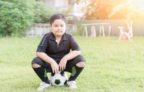 Bewegungsmangel in der Kindheit
